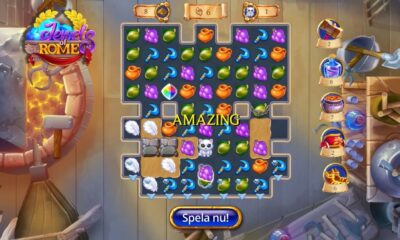 G5 Entertainments spel Jewels of Rome