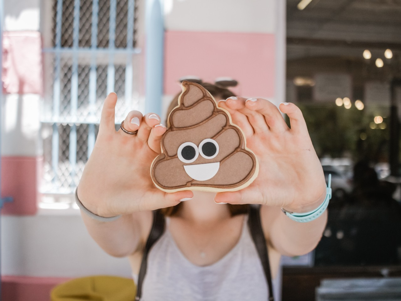 Bajs-emoji