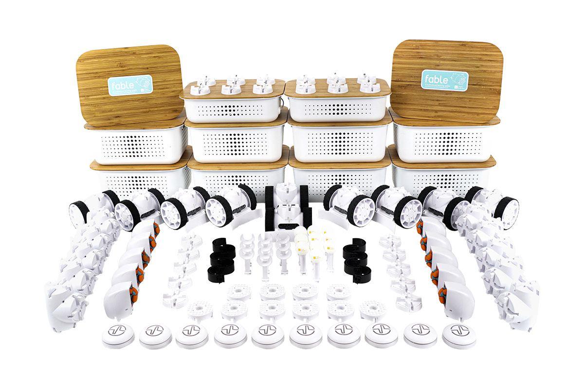 Shape Robotics för skolor