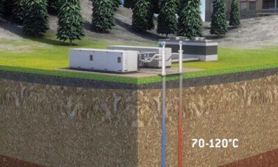 Climeon geotermisk energi