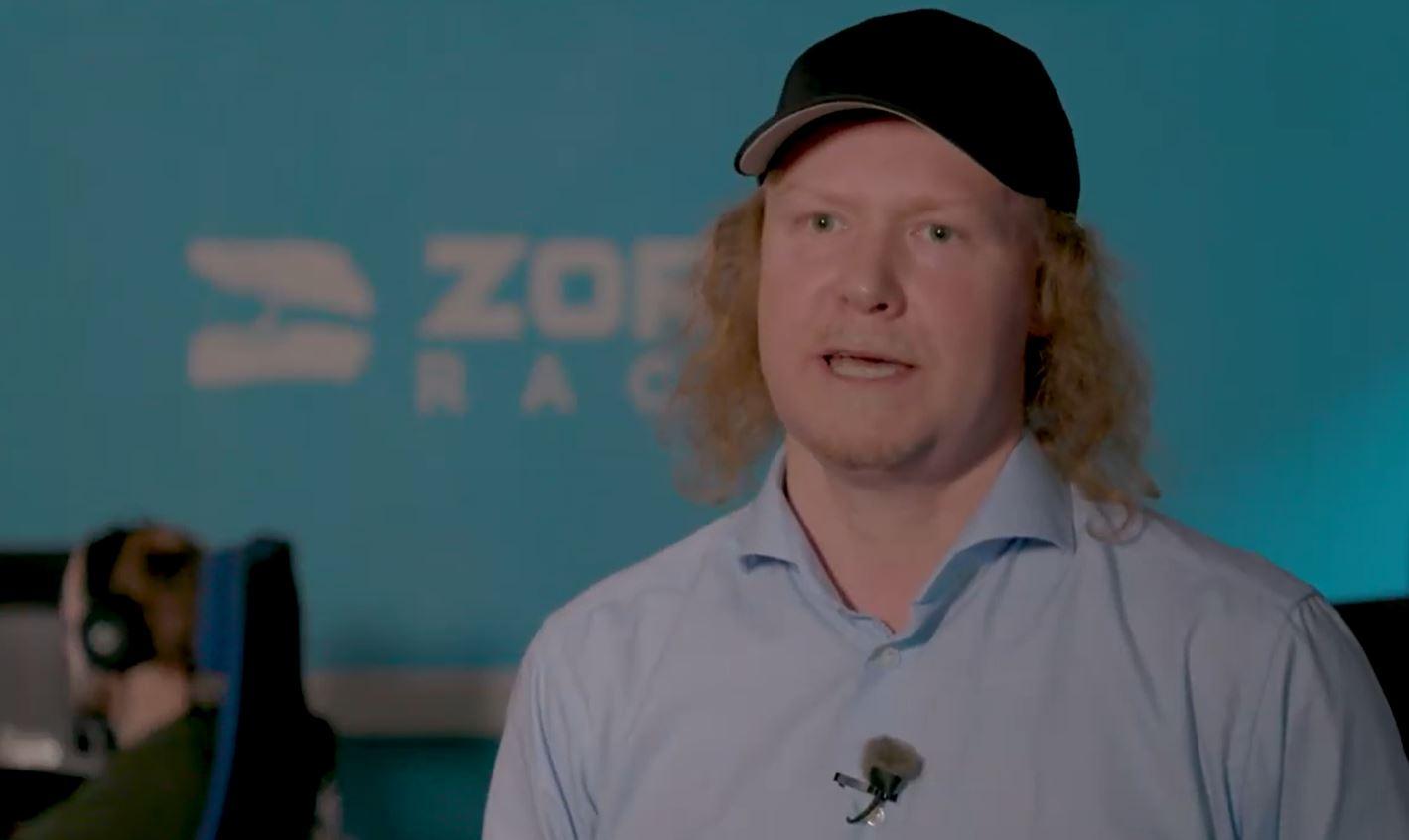 Matti Larsson, vd för Zordix