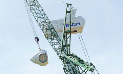 Vindkraftverk från Vestas