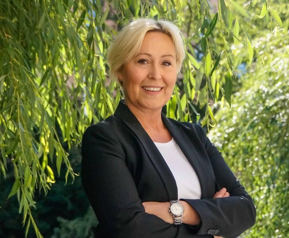 Charlotta Nilsson, vd för Ellen