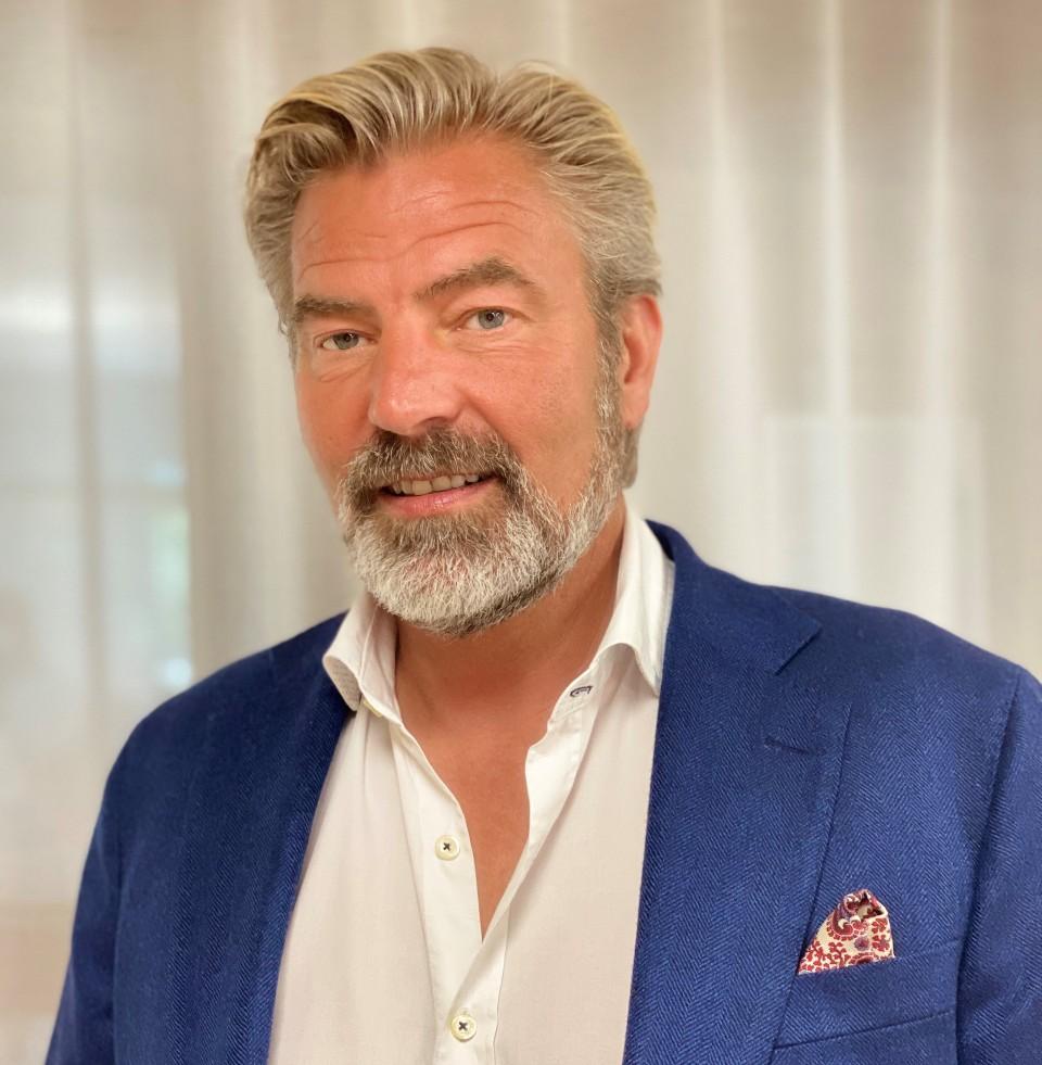 Ulf Wallén, vd för Acrinova
