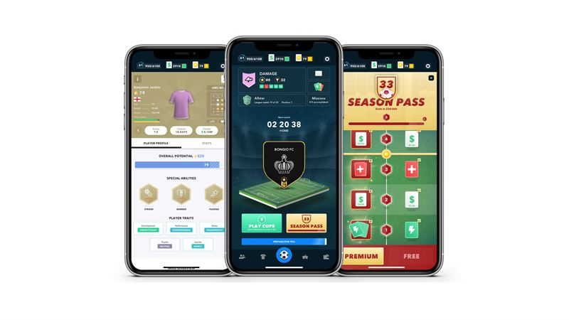 Gold Town Games spel World Football Manager
