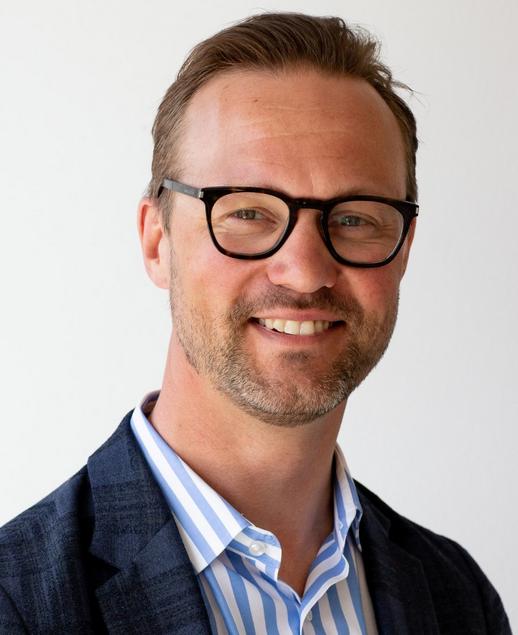 Johan Wäborg, vd för Iconovo