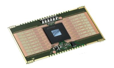 Sivers Semiconductors chip