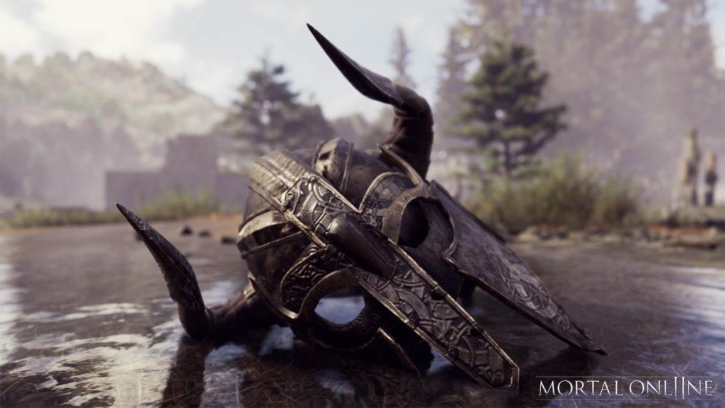Bild från Star Vaults spel Mortal Online 2