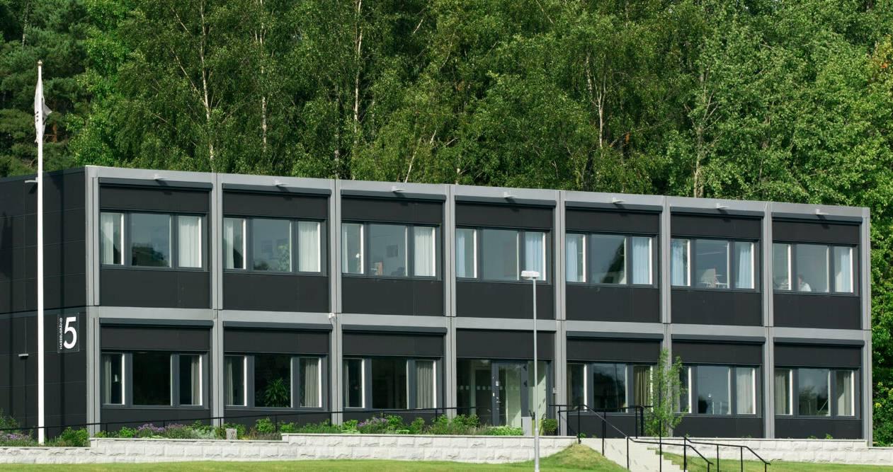 Nova-hus från Adapteo