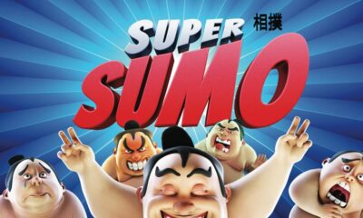 Fantasma Games spel Super Sumo