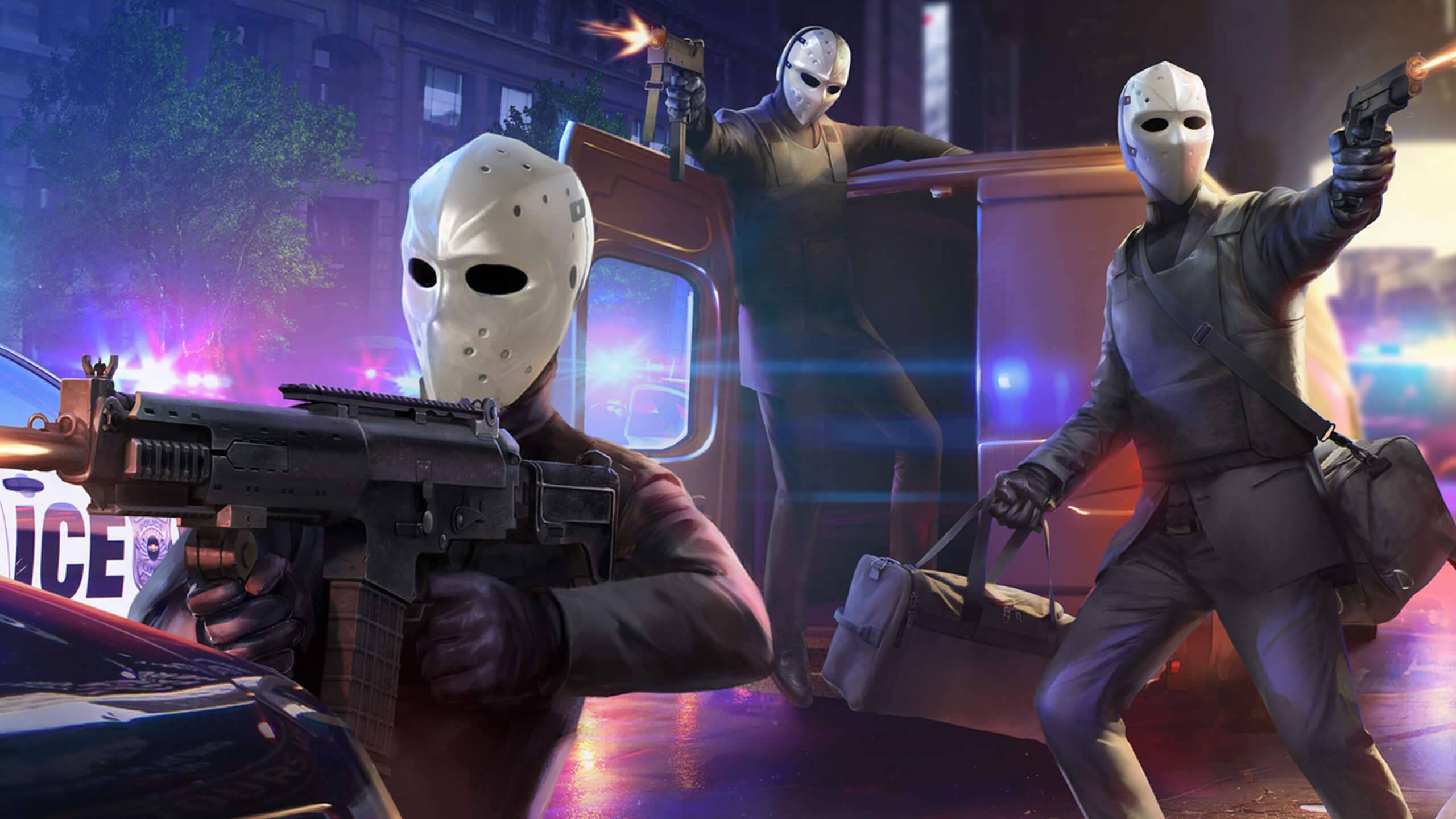 Sozaps spel Armed Heist