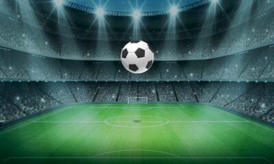 Gold Town Games fotbollsspel