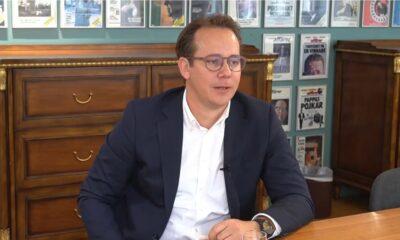 Kristoffer Cassel, vd för Checkin.com