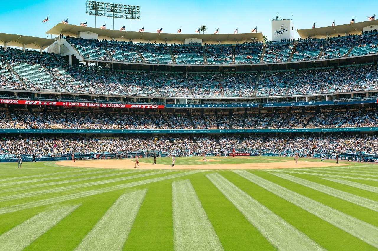 Baseball-stadion