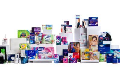 Produkter från Essity