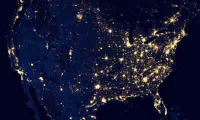 Karta över nätverk