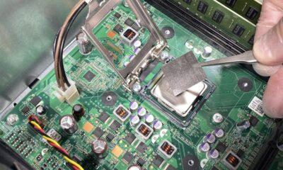 Grafenförstärkt kylning av elektronik från SHT
