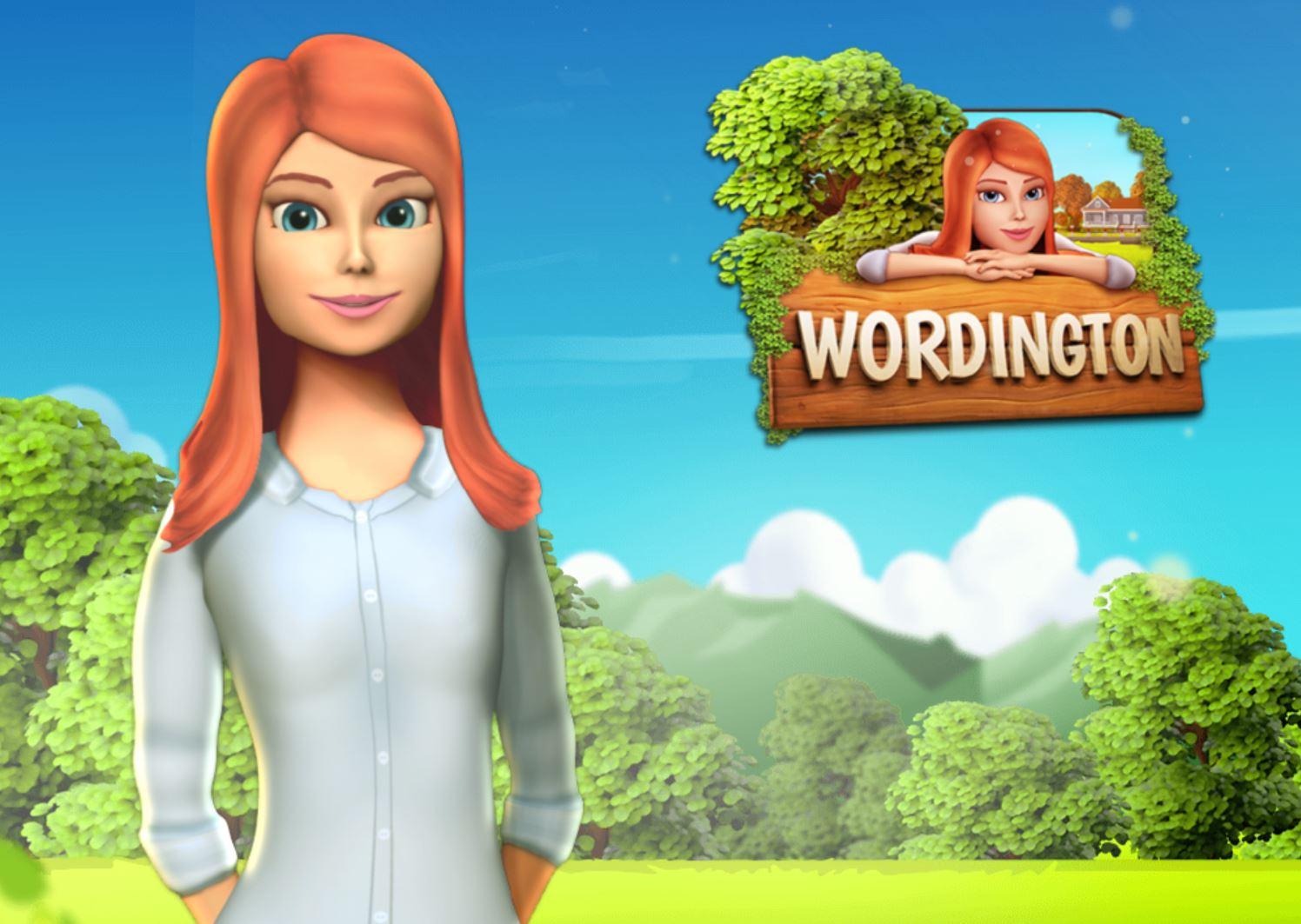 Qiiwi Games mobilspel Wordington