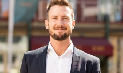 Jacob Karlsson, vd för K-Fastigheter