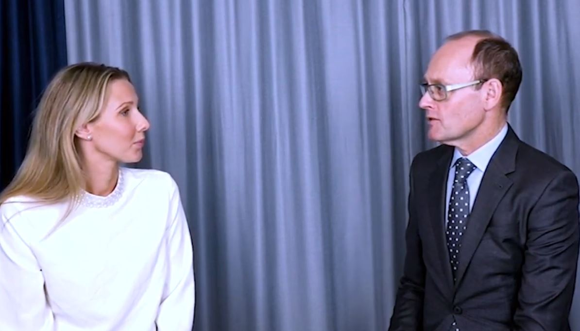 Pontus Lindwall på Betsson intervjuad hos Pareto