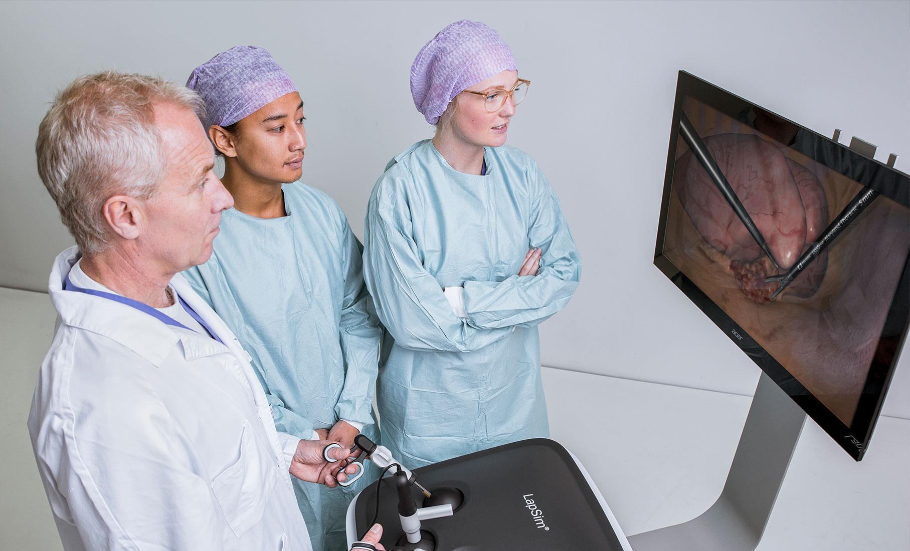Surgical Science simulatorträning