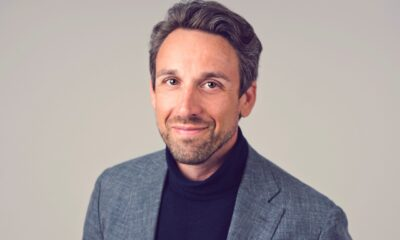 Stefan K Nilsson, vd för Lipigon
