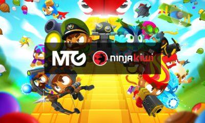 MTG och Ninja Kiwi