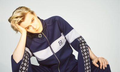 Robyn i Björn Borg-kläder