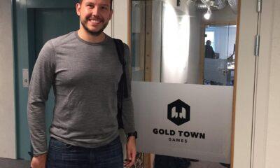 Nikola Cavic på Gold Town Games