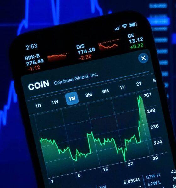 Trading med blockchain